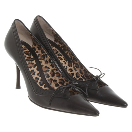 Dolce & Gabbana pumps made of leather