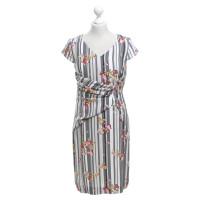 Aigner Kleid mit Musterprint
