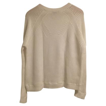 Vince Witte katoenen trui