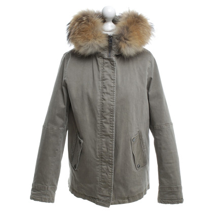 Oakwood Parka in Oliv