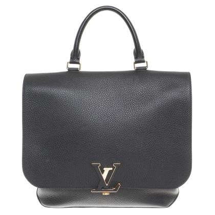 "Louis Vuitton ""Pelle Taurillon Volta"" in nero"