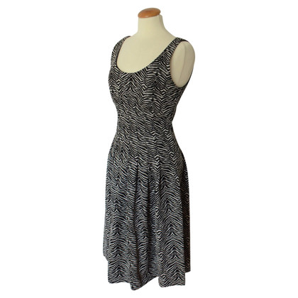 Armani Collezioni Issued dress with animal print