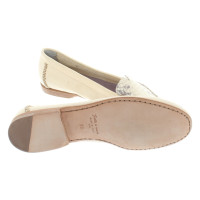 Henry Beguelin Slipper in cream