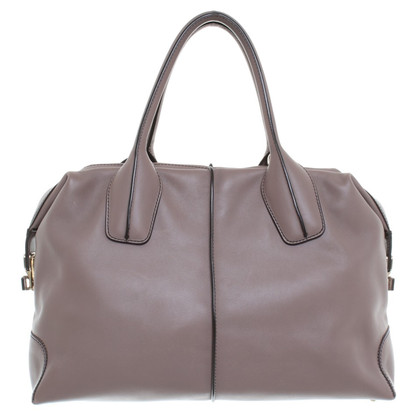 "Tod's ""Bauletto Medio"" in Taupe"