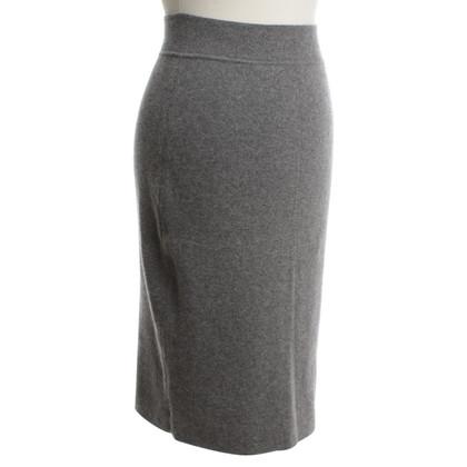 Aida Barni skirt from cashmere