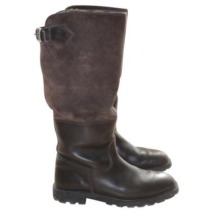 Ludwig Reiter Oberförsterin nubuck leather winter boots