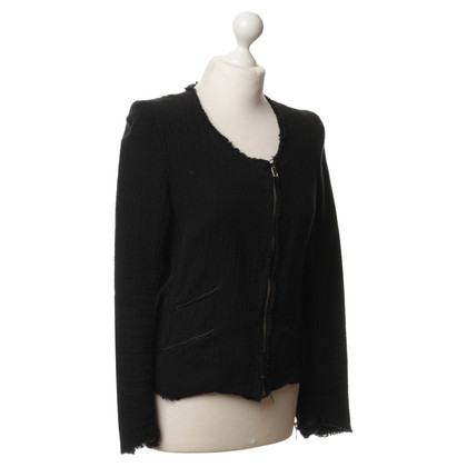 Iro Jacket in black