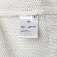 Iris von Arnim Cashmere sweater in cream
