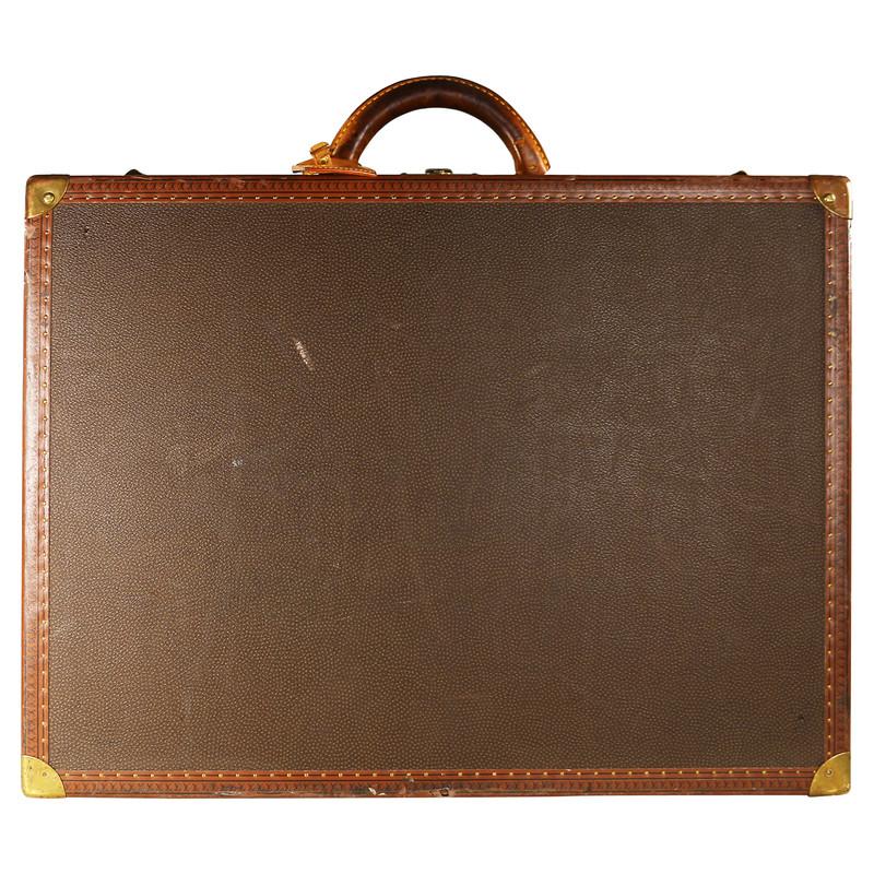 louis vuitton koffer second hand louis vuitton koffer gebraucht kaufen f r 308099. Black Bedroom Furniture Sets. Home Design Ideas