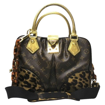 "Louis Vuitton ""Adele Monogram Leopard"""