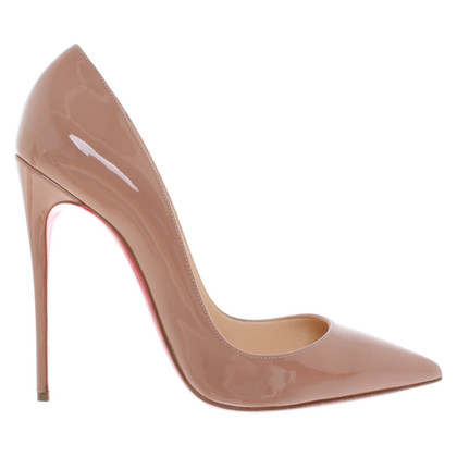 Christian Louboutin Pumps in Nude