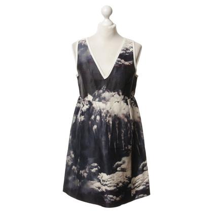 Carven Kleid mit Print