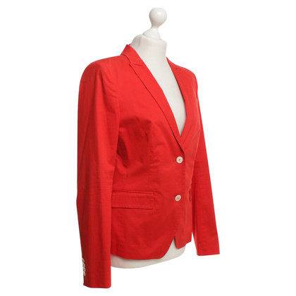 Drykorn Blazer in red