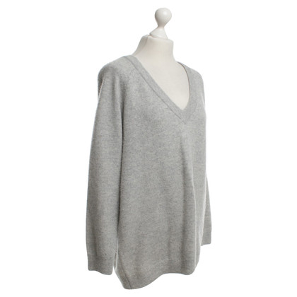 T by Alexander Wang Maglione in grigio