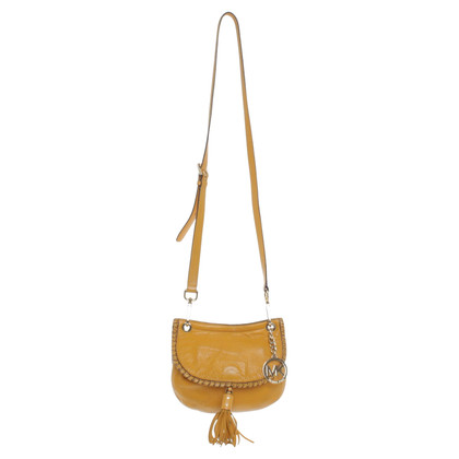 Michael Kors Shoulder bag in mustard yellow