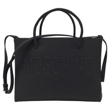Moschino Handbag in black