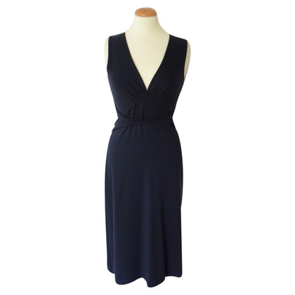 Jil Sander Dress in dark blue