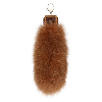 Louis Vuitton Bag charm with foxtail