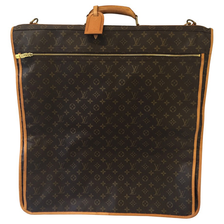 Louis Vuitton Kleidersack Braun Mit Kreditkarte Freiem Verschiffen MUw7Z