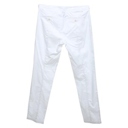 Max Mara Pantalon en blanc