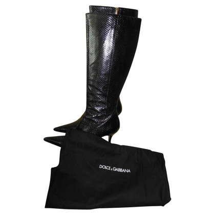 Dolce & Gabbana bottes