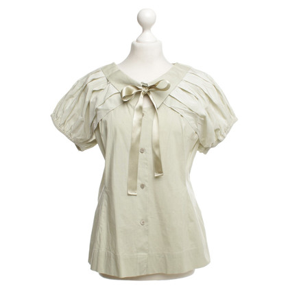 Antonio Marras Blusa in verde lime
