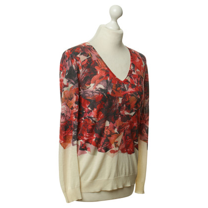 Paul Smith Sweaters with floral print