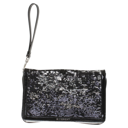 Givenchy Clutch aus Lackleder