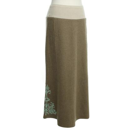 Noa Noa skirt made of wool