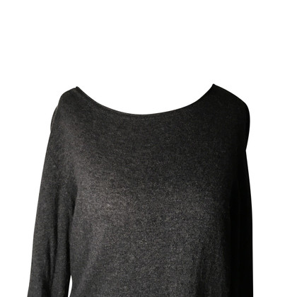 Twin-Set Simona Barbieri Grey knit dress