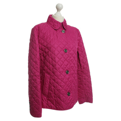 Burberry Steppjacke in Pink
