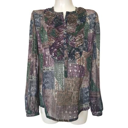 Antik Batik Blouse in multicolor