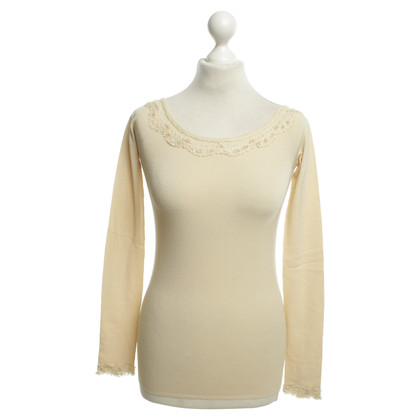 Twin-Set Simona Barbieri Sweater in cream