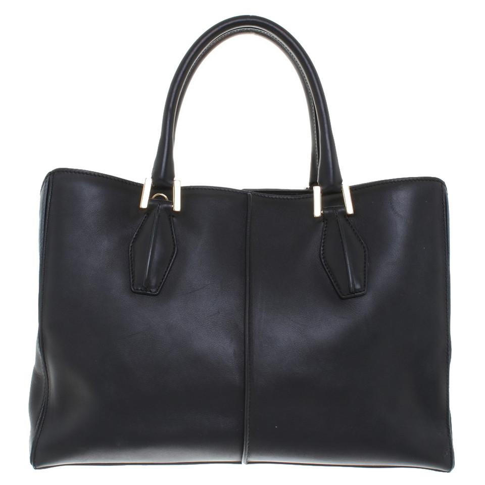 tod 39 s handtasche in schwarz second hand tod 39 s handtasche in schwarz gebraucht kaufen f r 500. Black Bedroom Furniture Sets. Home Design Ideas