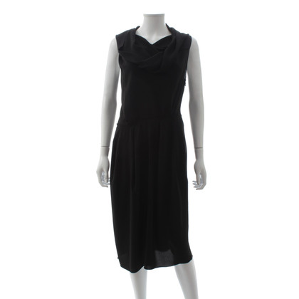Lanvin Sleeveless dress in black