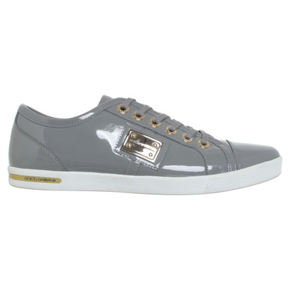 D&G Sneakers in Gray