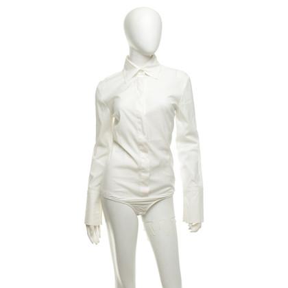 Patrizia Pepe Blouse body in white