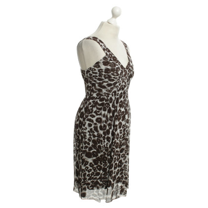 Piu & Piu Dress with animal print
