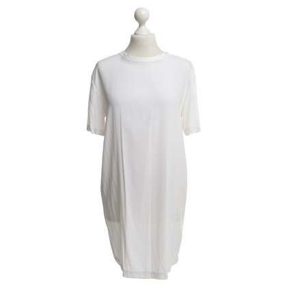 Alexander Wang Longue Top en blanc