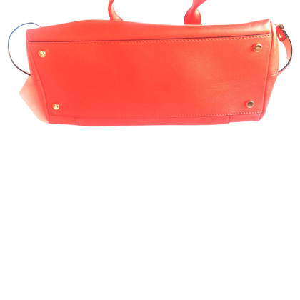 Kate Spade hot orange red  bag Kate