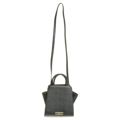 "Zac Posen Bag ""Eartha"" reptiles look"