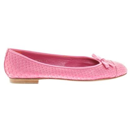 Walter Steiger Ballerinas in Pink
