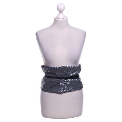 Dolce & Gabbana Ornamental belt with sequins