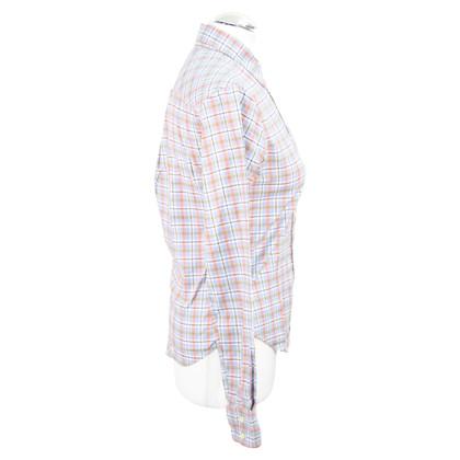 Gant Checkered blouse