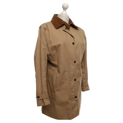 Barbour Manteau en ocre