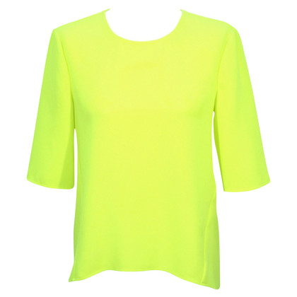 Whistles Top neon groen