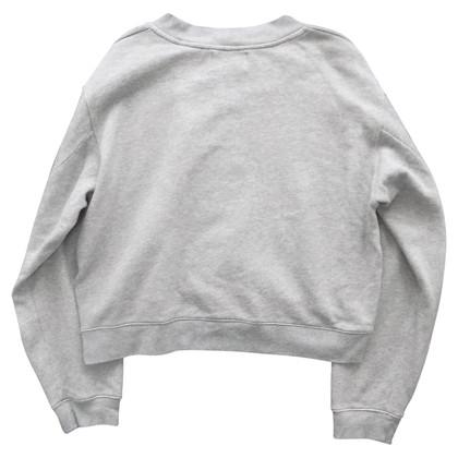 Acne Cropped sweatshirt