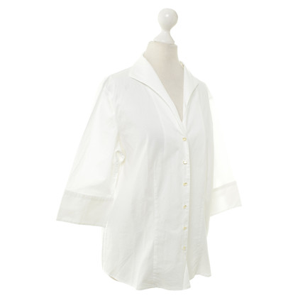 Van Laack Blouse with jewel-buttons