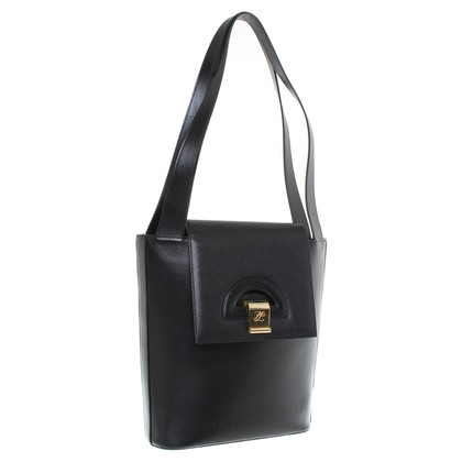 Karl Lagerfeld Shoulder Bag in Black
