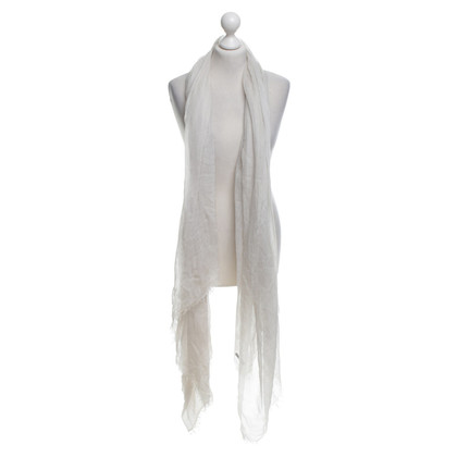 Faliero Sarti Scarf in cream